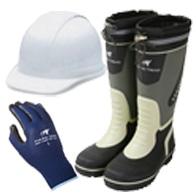 作業用衣料・安全靴
