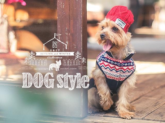 DOG style 2017秋冬