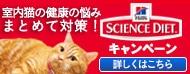 サイエンス・ダイエット 猫ドライキャンペーン