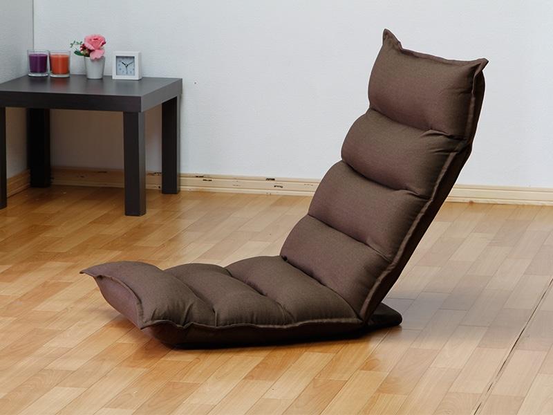 大人気、倒れにくい座椅子