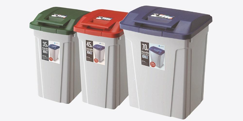 容量で選ぶゴミ箱