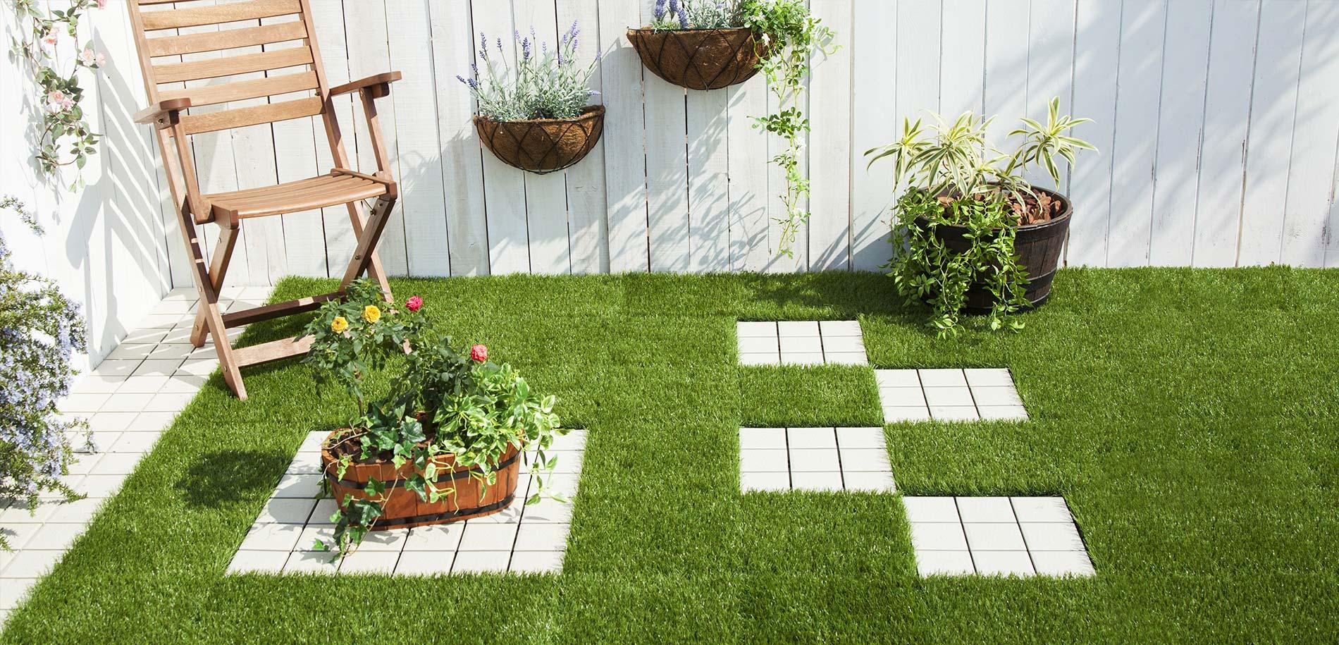 庭シンプル