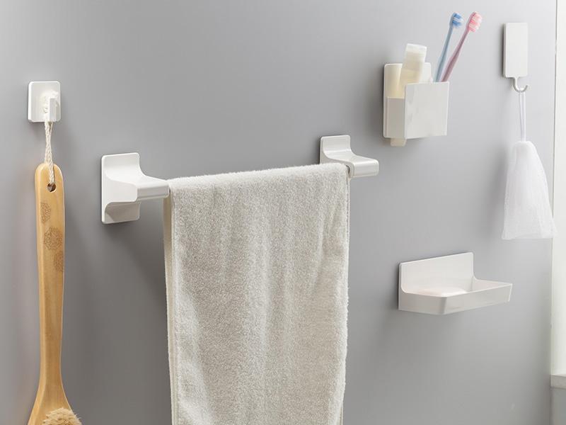 バスルーム収納のコツ