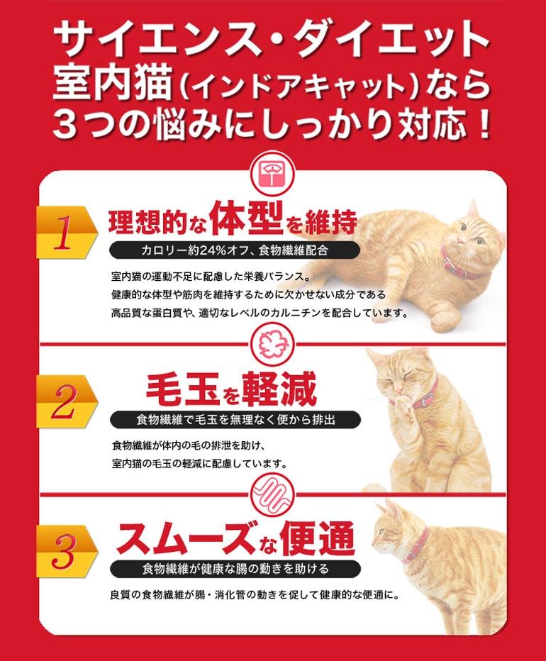 サイエンス・ダイエット猫ドライキャンペーン