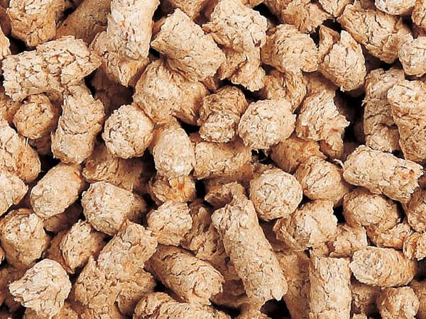 木製のネコ砂
