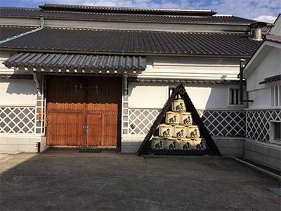賀茂鶴酒造(広島県 東広島市西条)