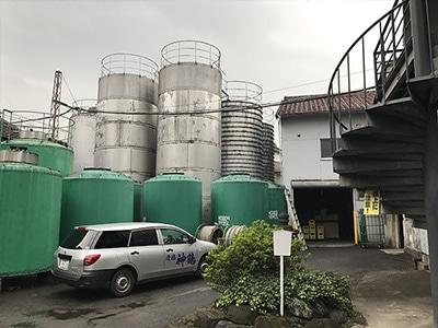 鶴見酒造(愛知県 津島市)