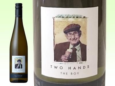 画像:今週の1本 - トゥー・ハンズ・ワインズ ザ・ボーイ リースリング 750ml