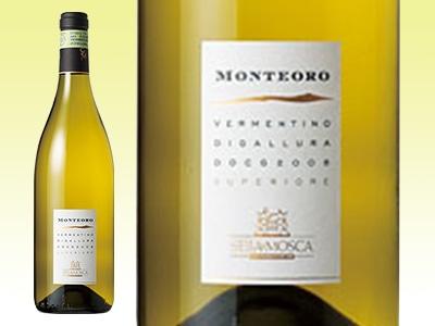 画像:今週の1本 - セッラ&モスカ モンテオーロ ヴェルメンティーノ ガッルーラ スペリオーレ 750ml