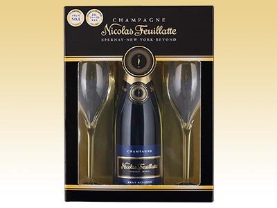 画像:今週の1本 - ニコラ・フィアット ブルーラベル グラス付き 500ml