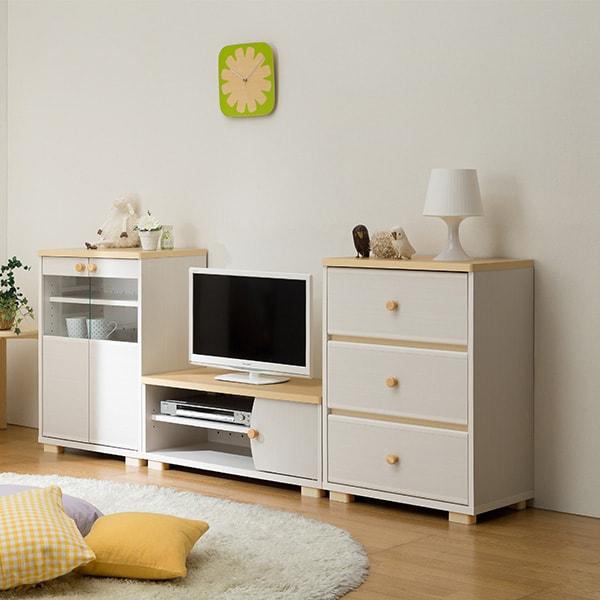画像:組立家具「Supurne シュプルネ」シリーズ