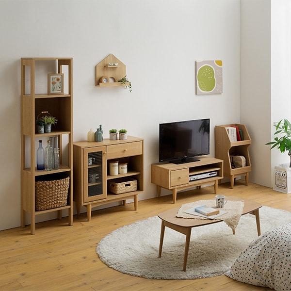 画像:組立家具「hokohoko ほこほこ」シリーズ