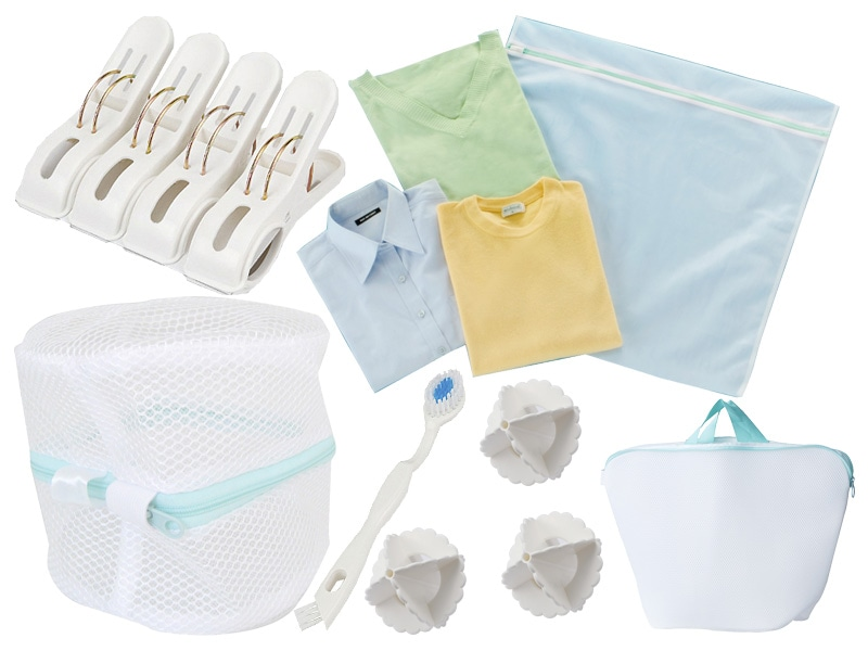 便利な洗濯用品