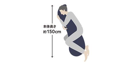 40×150cmサイズ