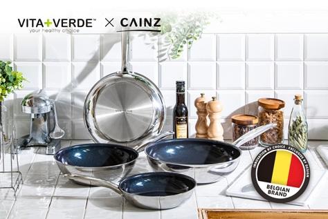 ベルギー生まれの調理器具ブランド