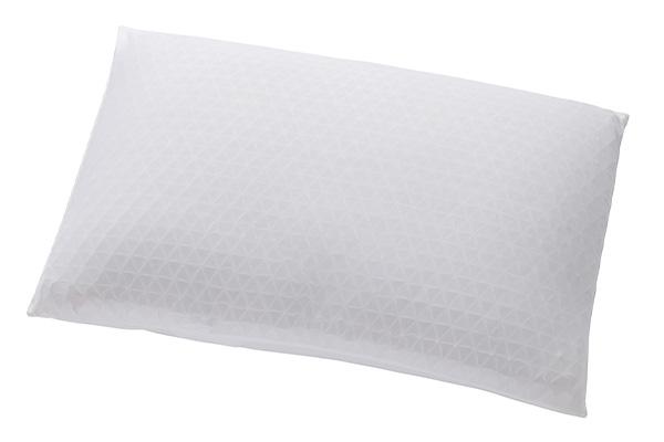 横向き寝しやすい高めサイズ 気持ちよく沈み込む新素材