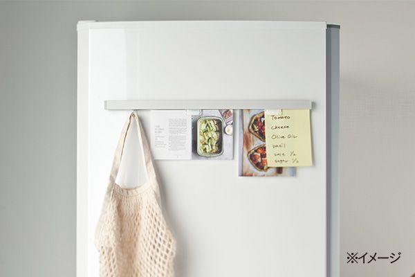 玄関ドアや冷蔵庫に